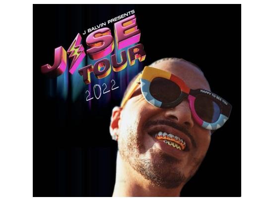Reggaeton star J Balvin headed to Haskins Center in May 2022