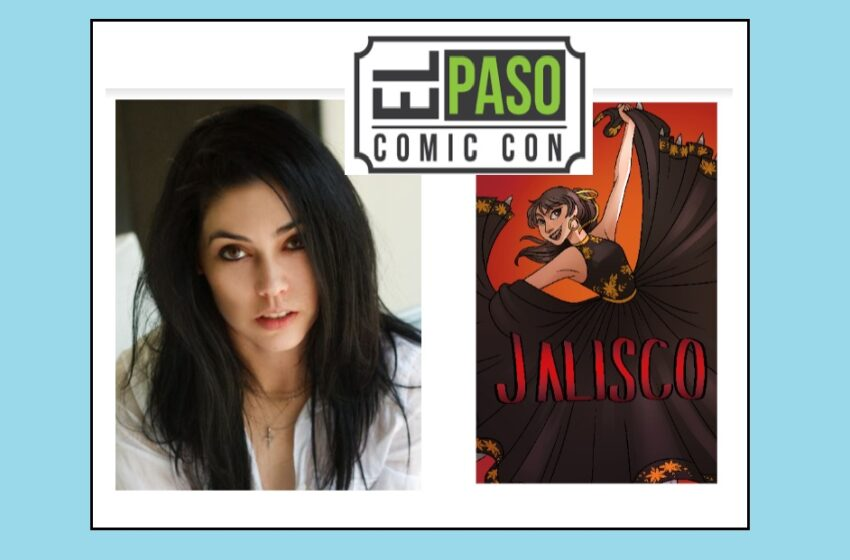 Kayden Phoenix set to appear at El Paso Comic Con