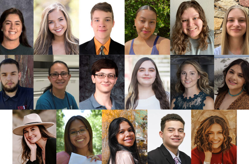 NMSU Honors College names first Conroy Honors Scholar Program cohort