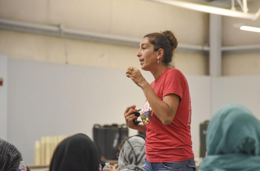 Female engagement team continues to evaluate female Afghan evacuees needs at Ft. Bliss' Doña Ana Complex