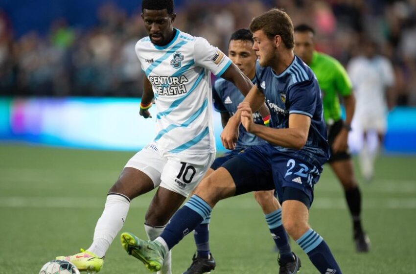 Locomotive earn point after 1-1 draw vs Colorado Springs