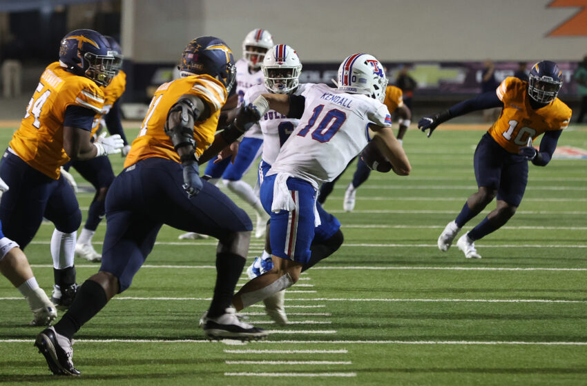 UTEP DE Taylor Named C-USA Defensive Player of the Week