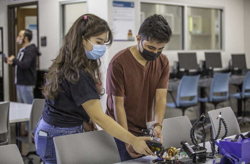 EPCC Opens Makerspace Lab; Offers 'limitless possibilities' for innovation
