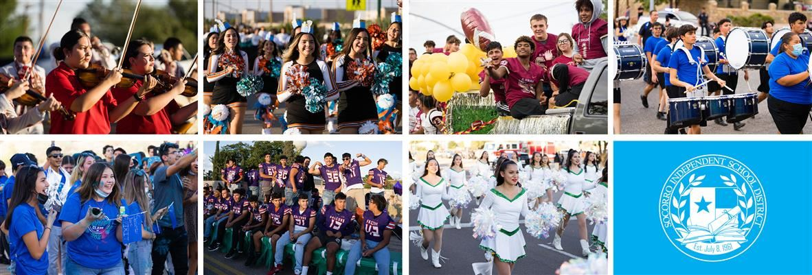 Photos courtesy SISD