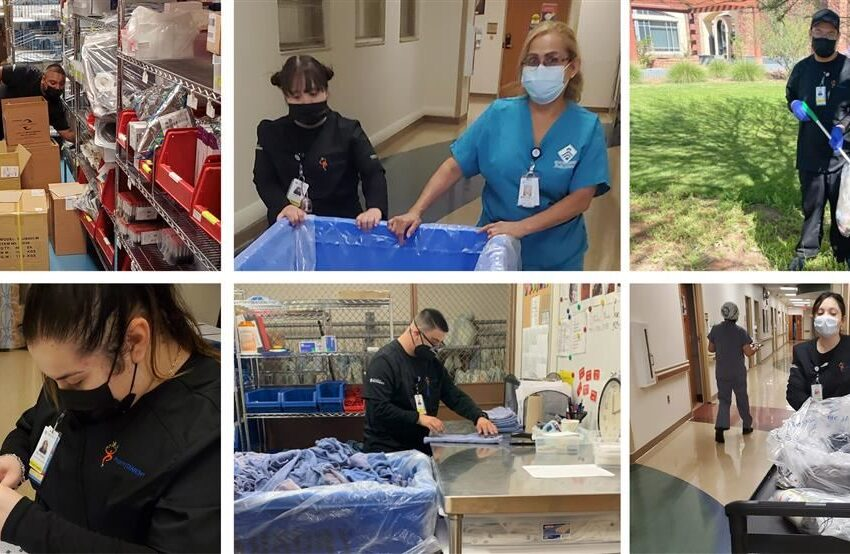 Socorro ISD students participate in one-year internship program known as Project Search