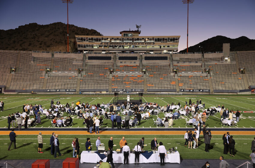 Gallery: UTEP Athletics Hall of Fame Induction Banquet held at Sun Bowl