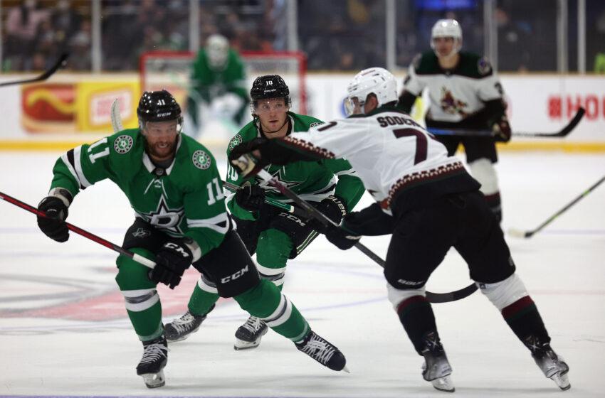 Gallery: Hockeyville at Home! Dallas Stars shoot down Arizona Coyotes 6-3