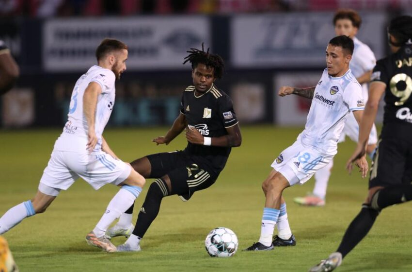 Playoff Express! Locomotive clinch playoff appearance with 2-1 win over FC Tulsa