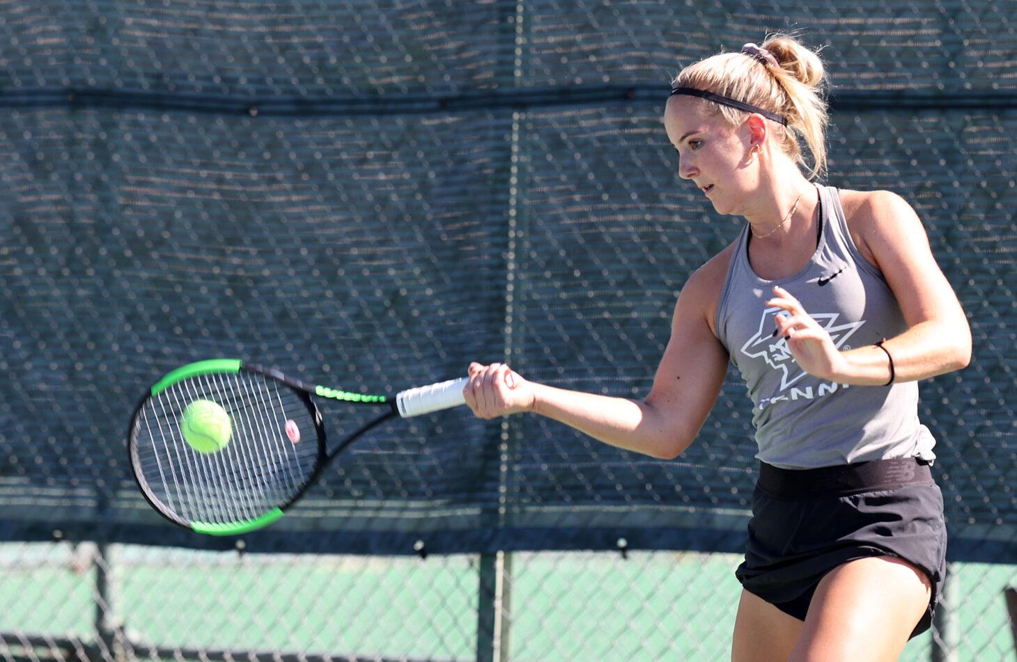 Eve Daniels – Photo courtesy of UTEP Athletics
