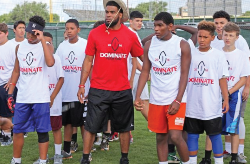 Former UTEP, NFLer Quintin Demps launches Foundation