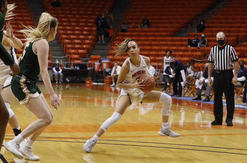 Gallegos Named to C-USA Preseason Team; Miners tabbed tied for third