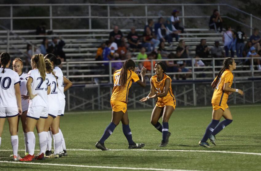 UTEP Soccer takes down WKU 2-0