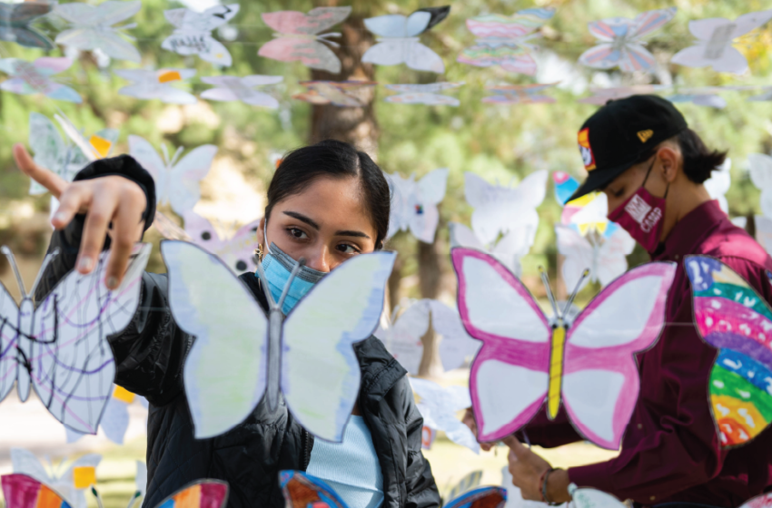 NMSU CAMP celebrates 20 years of service with art installation honoring farmworkers