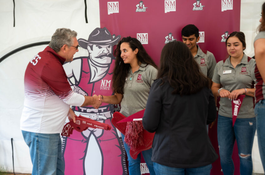 Increased focus on retention, social mobility efforts boost NMSU's national rankings