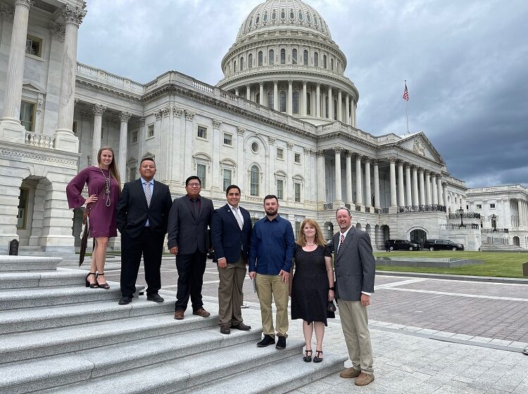 New Mexico State University leadership program explores agricultural policy in Washington, D.C.