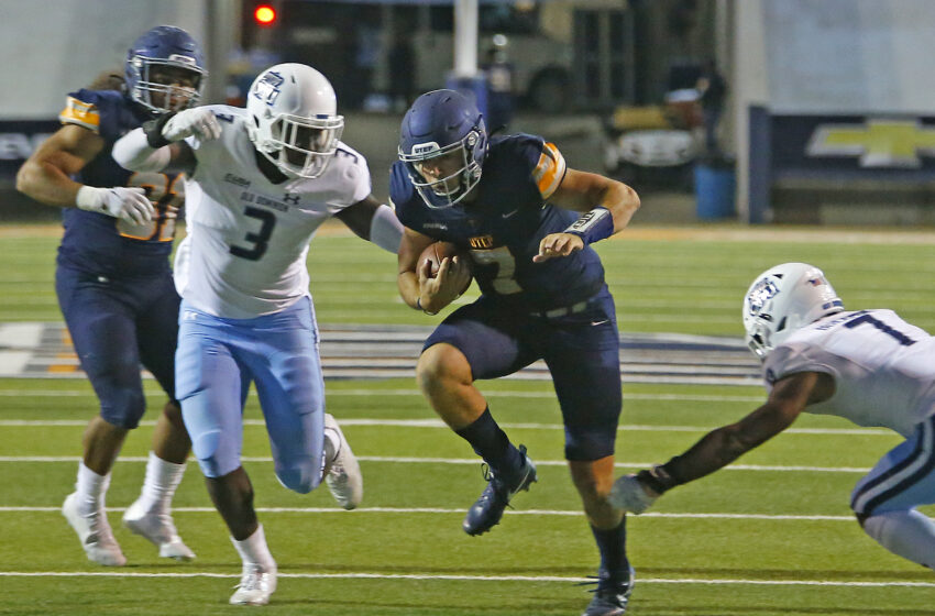 """Gallery+Story: UTEP """"Finds a way,"""" picks up fourth victory of the season vs ODU 28-21"""