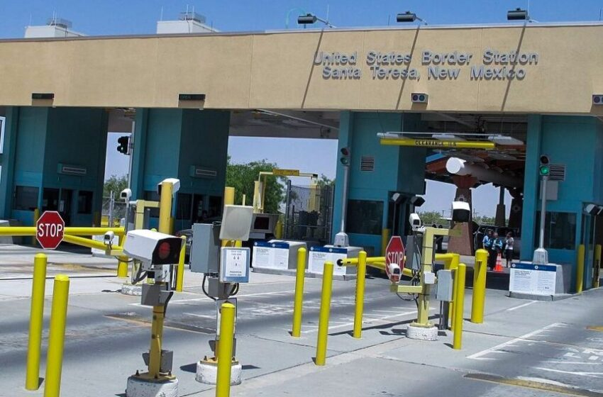 NMSU releases economic impact study on Santa Teresa Port of Entry, industrial parks