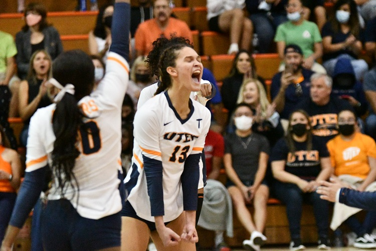 UTEP Volleyball sweeps LA Tech