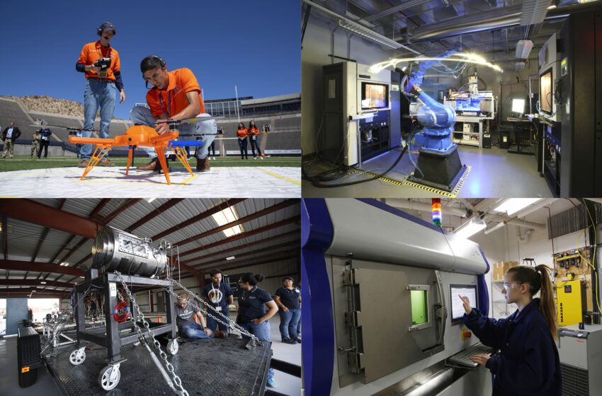 UTEP Research Centers receive $1.5M to fuel high-tech business growth
