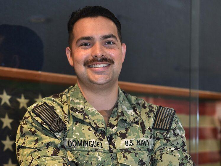 "El Paso native serves as a member of U.S. Navy's ""Silent Service"""