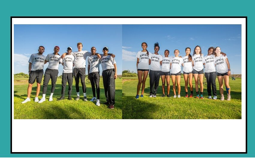 EPCC Cross Country Men's Team Takes 1st, Women 2nd; Tejanos eyeing upcoming regionals
