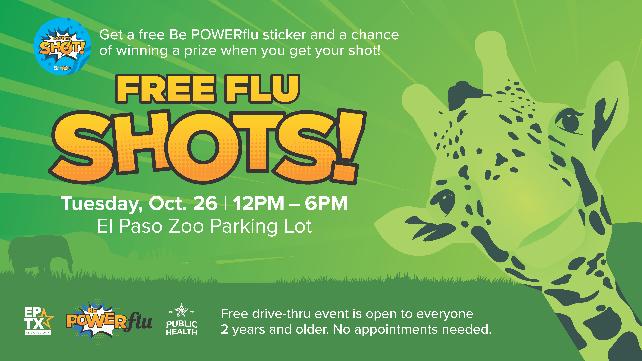 Flu shots – Zoo